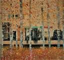 Tate Modern Birch Trees