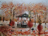 Autumn Watch The Bandstand Chester