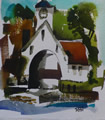 A Summer Sketch: Bell House Chichester